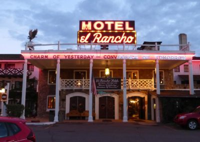hotels-gallup-el-rancho-route-66